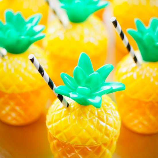 Pineapple-Themed Party