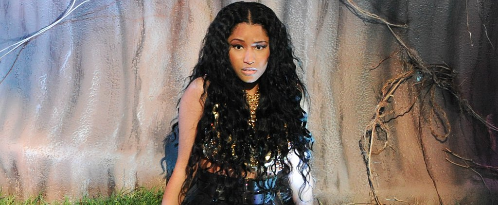 Snake Bites Nicki Minaj's Backup Dancer During MTV VMAs Rehearsal