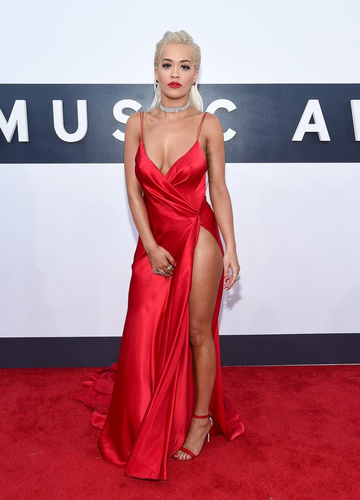 Rita Ora at the 2014 MTV VMAs