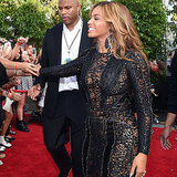 Beyoncé Brings Her Serious Star Power to the VMAs
