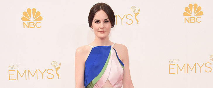 Lady Mary Goes Modern at the Emmys! Do You Like Her Look?