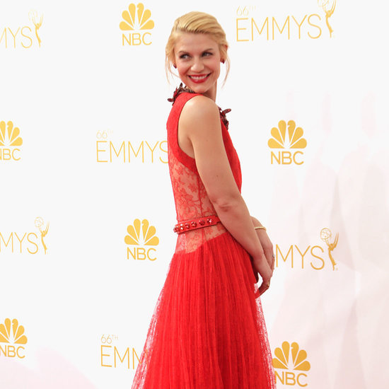 Claire Danes's Dress at Emmys 2014