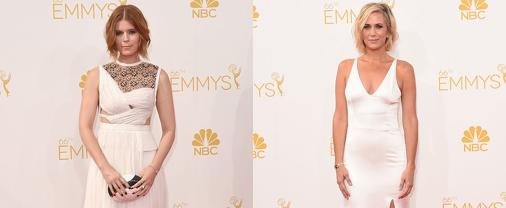 The Emmys Gives Us Plenty of Reasons to Wear White This Spring