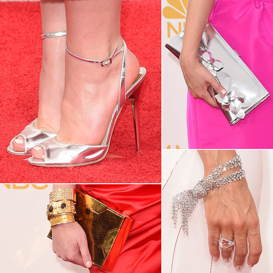 It's Time For Their Close-Up: See All the Accessories at the Emmys 2014