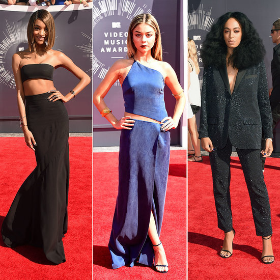 2014 MTV VMAs Best Red Carpet Fashion Pictures