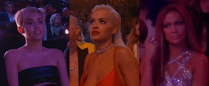 A Guide to All the Celebrities Who Were Confused by the VMAs