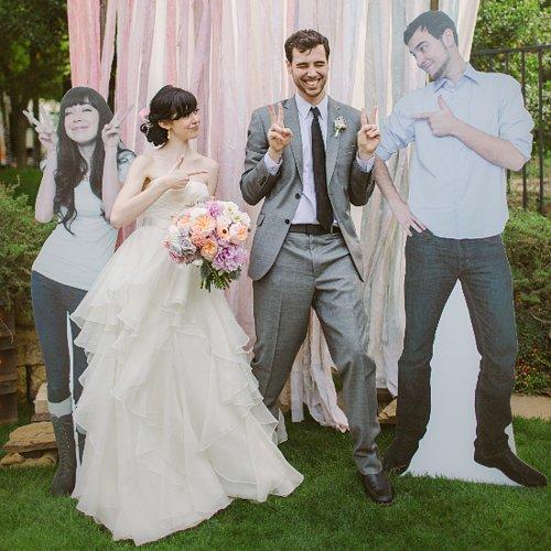 DIY Outdoor Wedding