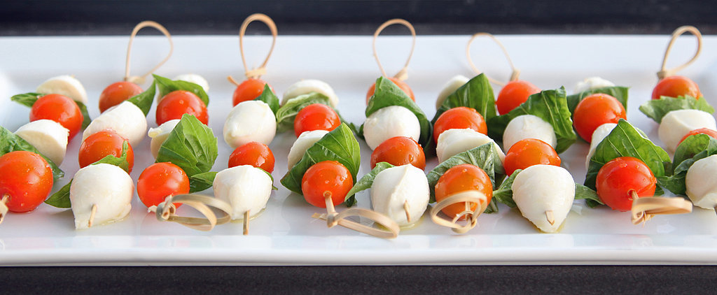 Caprese Salad Made Party Ready