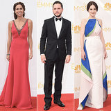 British Stars at the 2014 Emmy Awards