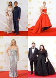 Celebrity Parents Attend 2014 Emmy Awards