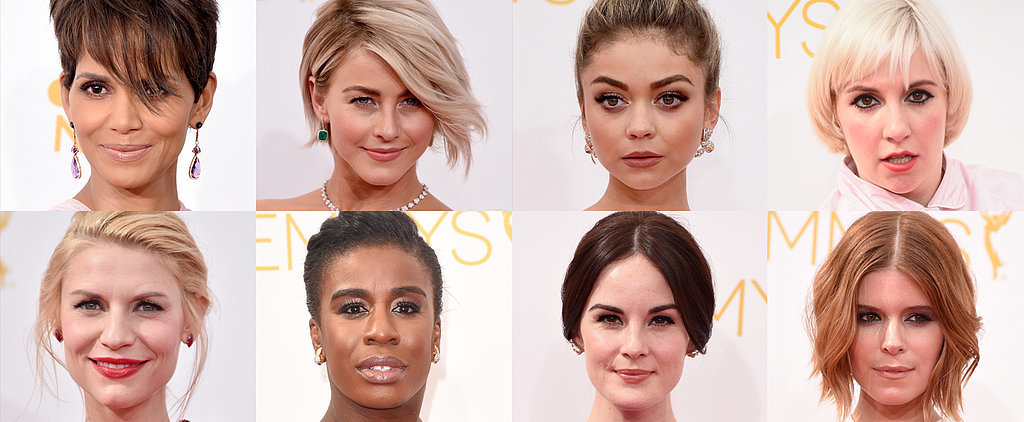 See Every Dazzling Hair and Makeup Look From the Emmys