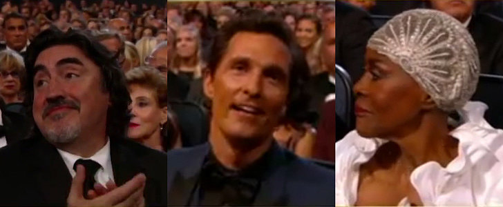 Watch All the Emmy Nominees Try to Hide Their Losing Faces