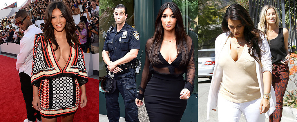 15 People Who Had No Choice But to Check Out Kim Kardashian's Ass