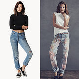 Denim Do-Over: Bring New Life To Old Baby Blues
