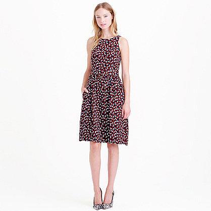 J.Crew Printed Dress