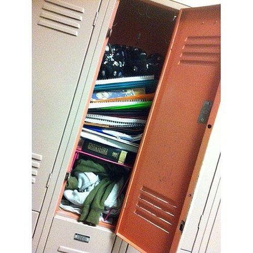 Second Day Locker