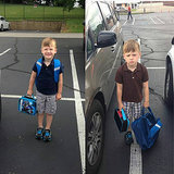 First Day of School Photos