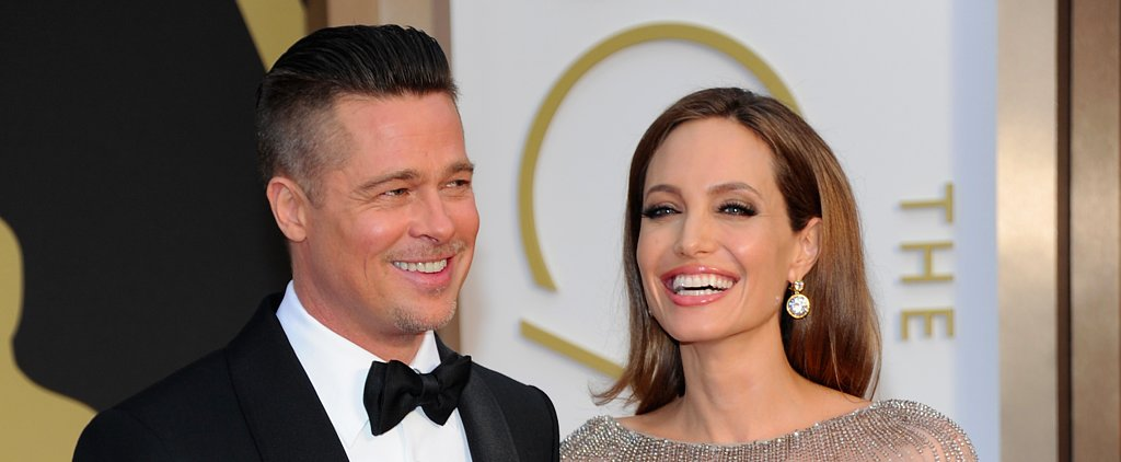Angelina Jolie and Brad Pitt Are Married — New Details!
