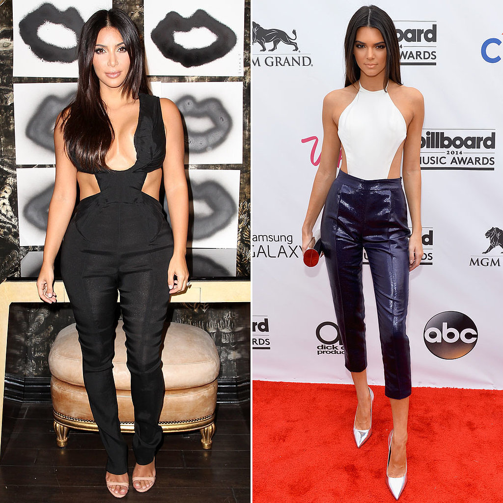 Who Wore Side Cutouts Better?