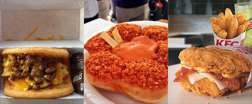Got the Munchies? 14 Crazy Fast-Food Trends You Need to Try