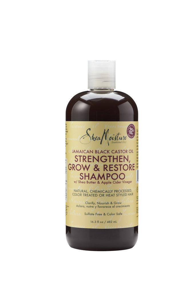 SheaMoisture Jamaican Black Castor Oil Shampoo