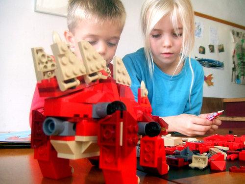 Let Go My Legos