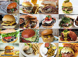 30 Hot New Burgers For Labor Day Weekend