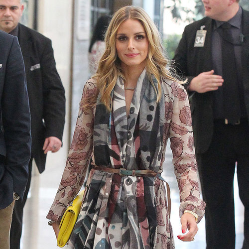 Olivia Palermo Proves This Burberry Look Is Totally Wearable