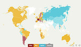 Every Country's Alcohol Preferences, Mapped