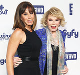 "Joan Rivers ""Would Be So Touched"" by Support After Health Scare, Daughter Melissa Rivers Says"