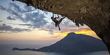 How Rock Climbing Does Your Mind -- And Body -- Good
