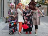 Rock On, Grandma: Style Blog Of Elderly Fashionistas Is My New Guilty Pleasure