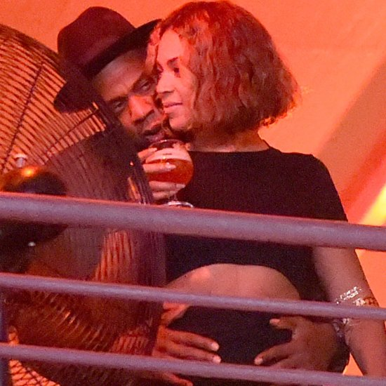 Beyonce and Jay Z PDA at Made in America Festival 2014