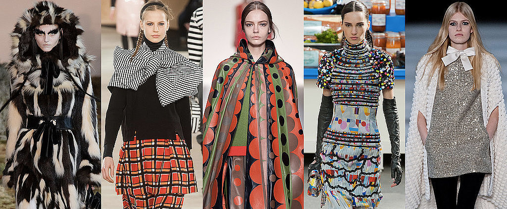 Autumn in 100 Outfits: The Catwalk Looks to be Inspired By This Season