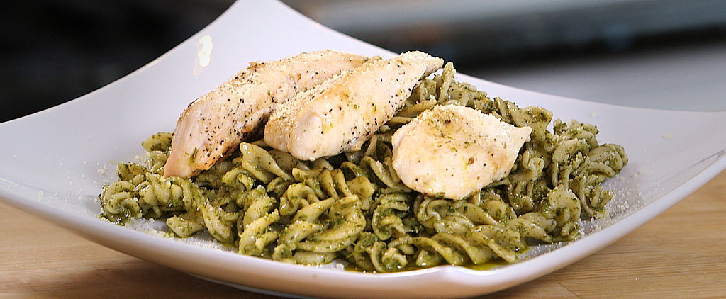 Pesto Chicken Pasta Is Fast, Easy, and Fabulous —What's Not to Love?