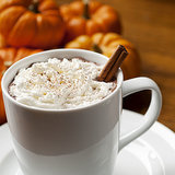 Pumpkin Spice Lattes Are Back!