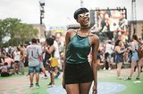 Street Style From Philly's Made In America Festival