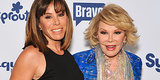 Melissa Rivers Says Joan Is On Life Support, Thanks Fans For Kindness