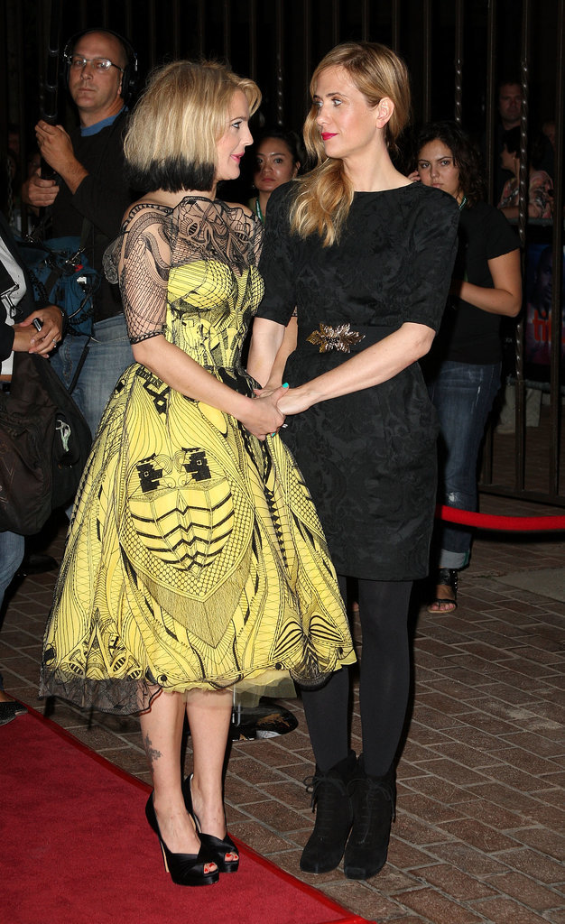 Drew Barrymore and Kristen Wiig Both Dated . . .