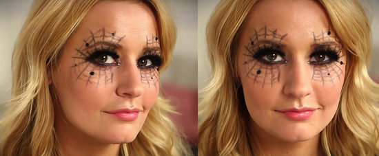Need a Halloween Costume? Grab Your Eyeliner, and Voilà!