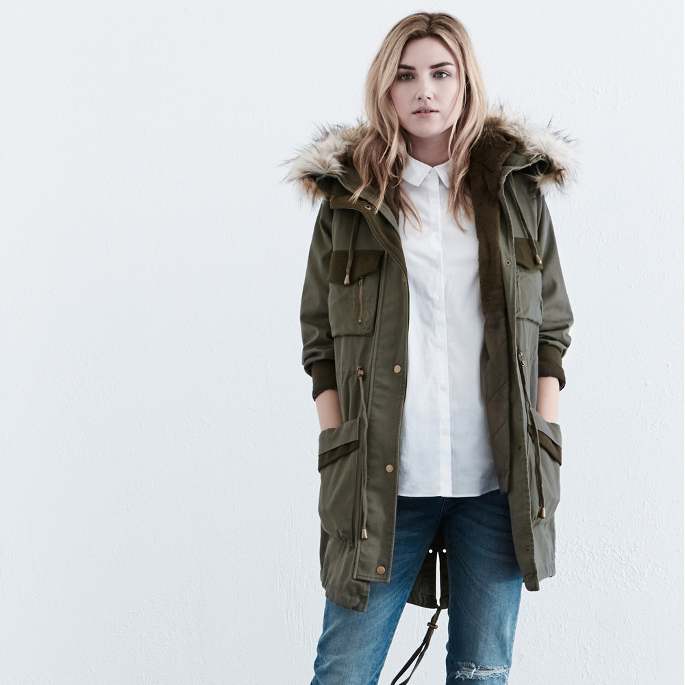 Das H/W14-Investment-Piece  Top 50: Perfekte Parkas