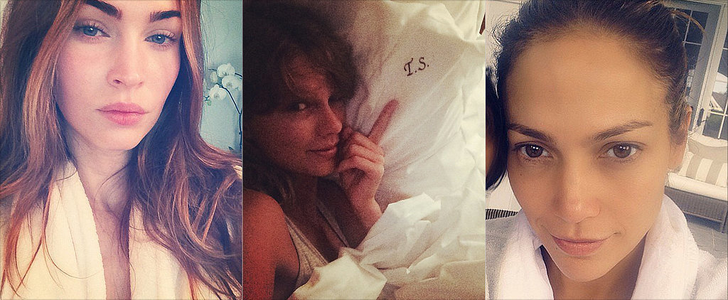 Taylor Swift Is the Latest Star to Shoot a Makeup-Free Selfie