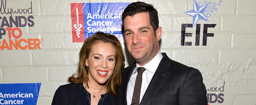 Alyssa Milano Gives Birth to a Baby Girl!