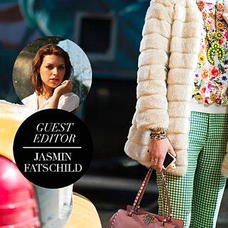 Guest Editor: Jasmin Fatschild Street-Styles der NYFW