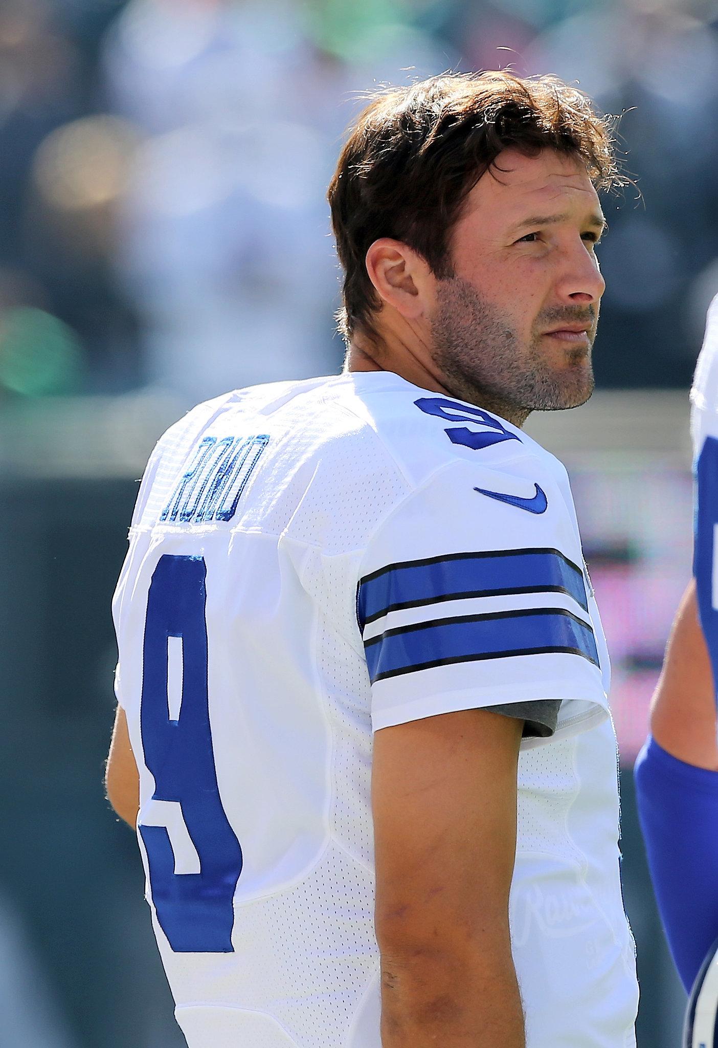 Dallas Cowboys Tony Ro...