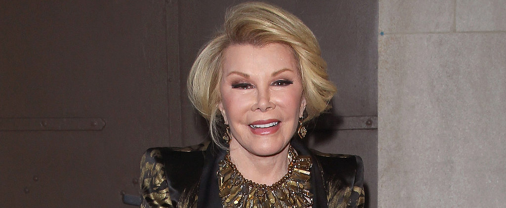 Joan Rivers's Official Cause of Death Determined