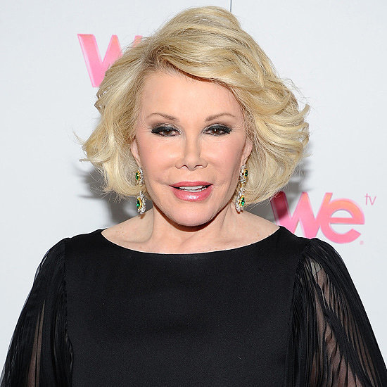Celebrities React on Twitter to Joan Rivers' Death