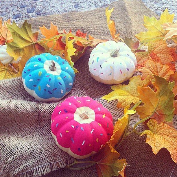 Decora calabazas sin tallado as para halloween taringa - Calabazas pintadas para halloween ...