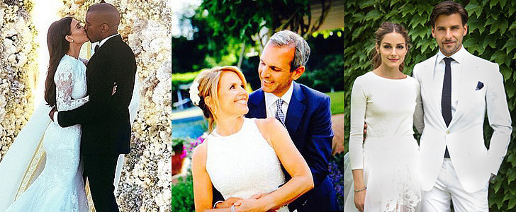 Which Celebrity Couple Had the Ultimate Summer Wedding?
