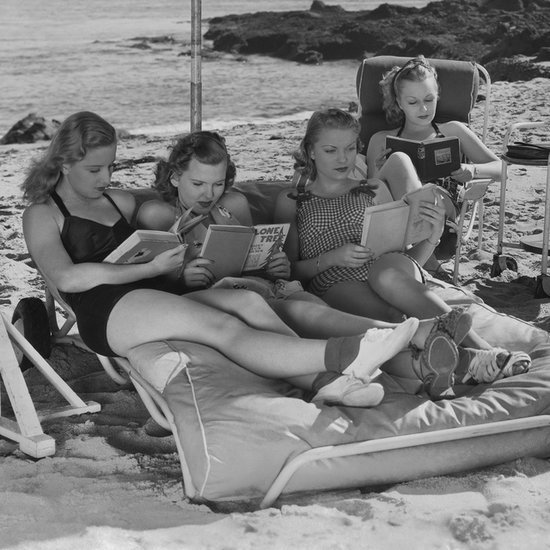 30 Types of Women (and One Man) You Meet at Book Club